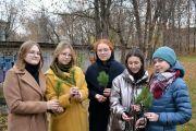 Всероссийская экологическая акция по посадке кедров «Во имя любви, семьи и вечности»