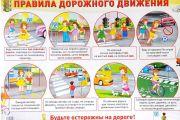 Меры безопасности для детей